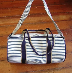 Duffle Bag sewing pattern