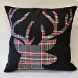 Load image into Gallery viewer, Christmas Stag Cushion Pattern