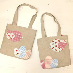 Easter Egg Hunt Tote Bags kit