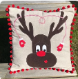 Load image into Gallery viewer, Christmas Cushions Kit - set of two