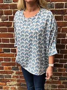 Easy Fit Top Pattern