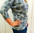 Batwing Jersey Top Pattern (sizes 10-28)