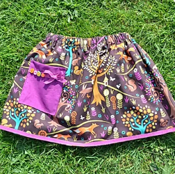 Child's Skirt Pattern