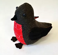 Bertie Bird Pattern