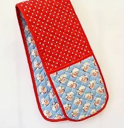 Oven Gloves Pattern