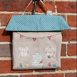 Cute Cottage Storage Book Pattern