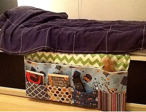 Bed Storage Pattern
