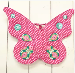 Butterfly Wings Pattern