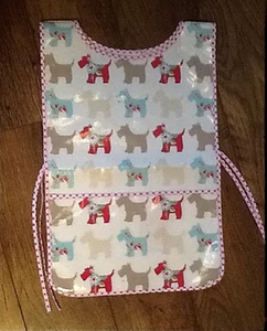Child's Painting Apron Pattern