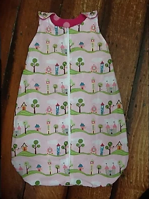 baby sleep bag sewing pattern