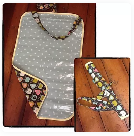 handy baby changing mat sewing pattern
