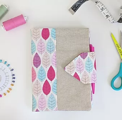 A5 Notebook Cover Pattern