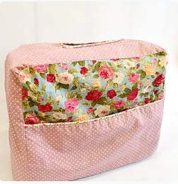 Sewing Machine Cover with pocket pattern