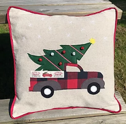 Christmas Truck Cushion Kit