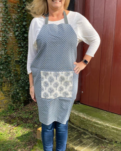 Reversible Apron sewing pattern