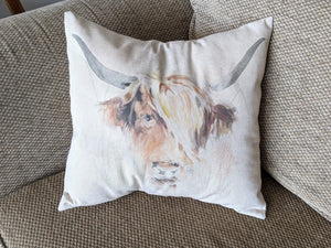 Country Cow Cushion Kit