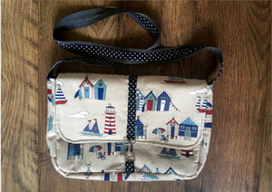 Milly Bag Sewing Kit - Nautical