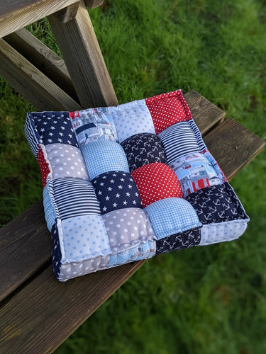 Quilted Cushion Pattern