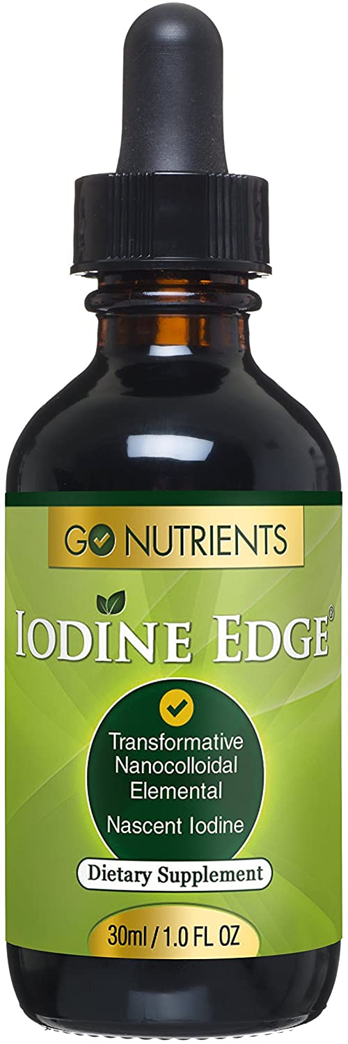 Jod - Nascent Iodine, 30 ml