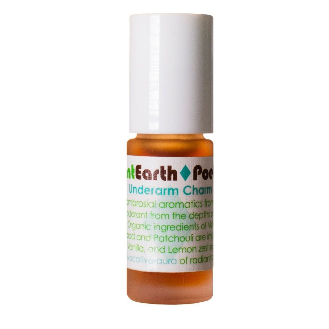 Poetic Pits Deodorant - Radiant Earth, 5 ml