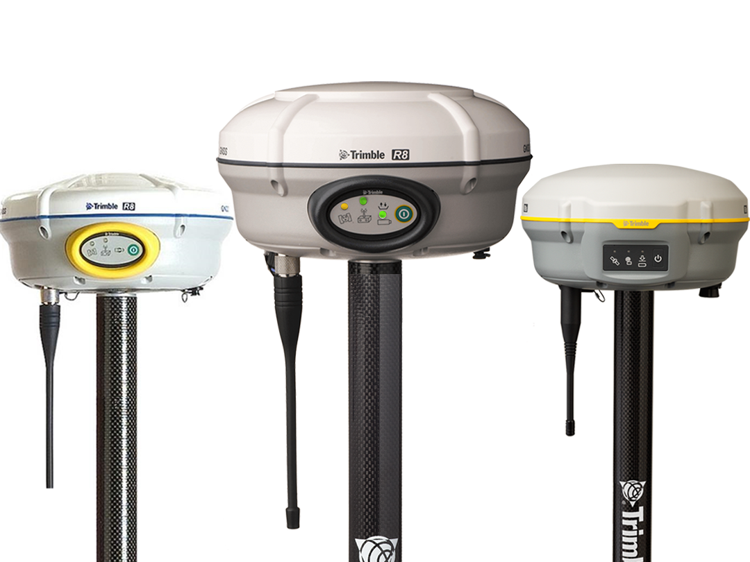 Trimble R8 series GPS / GNSS receivers compared: a buyers guide | Positioning Solutions