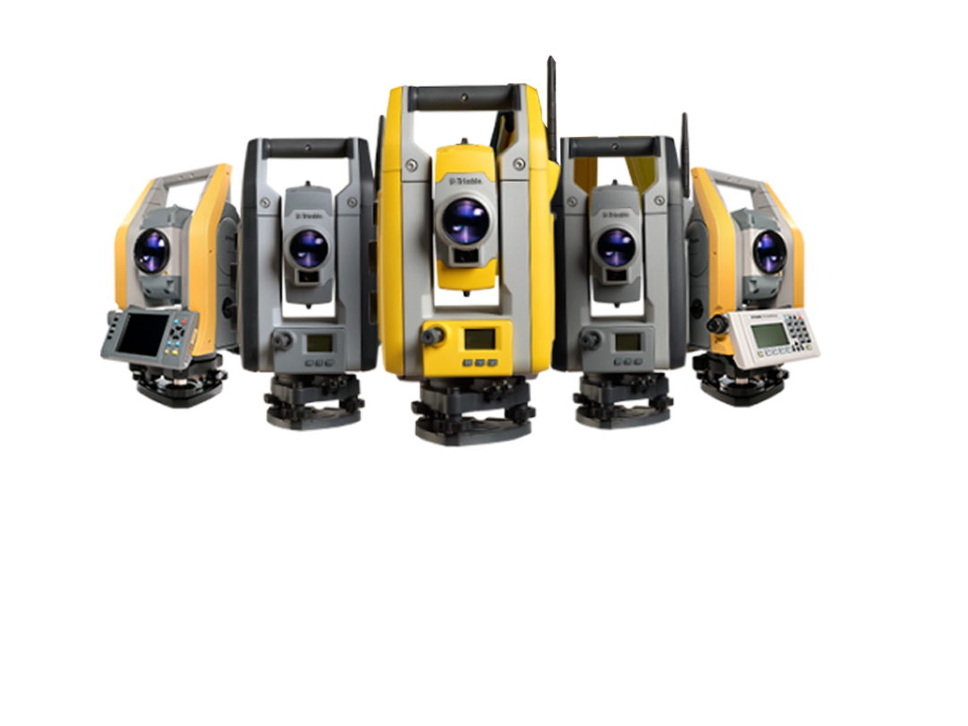 Trimble S Series Total Station Comparison