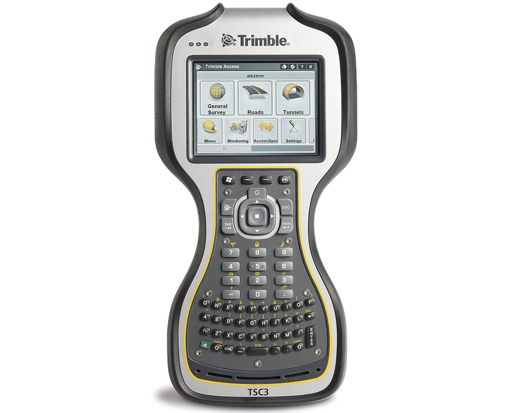 Used Trimble Data Collectors