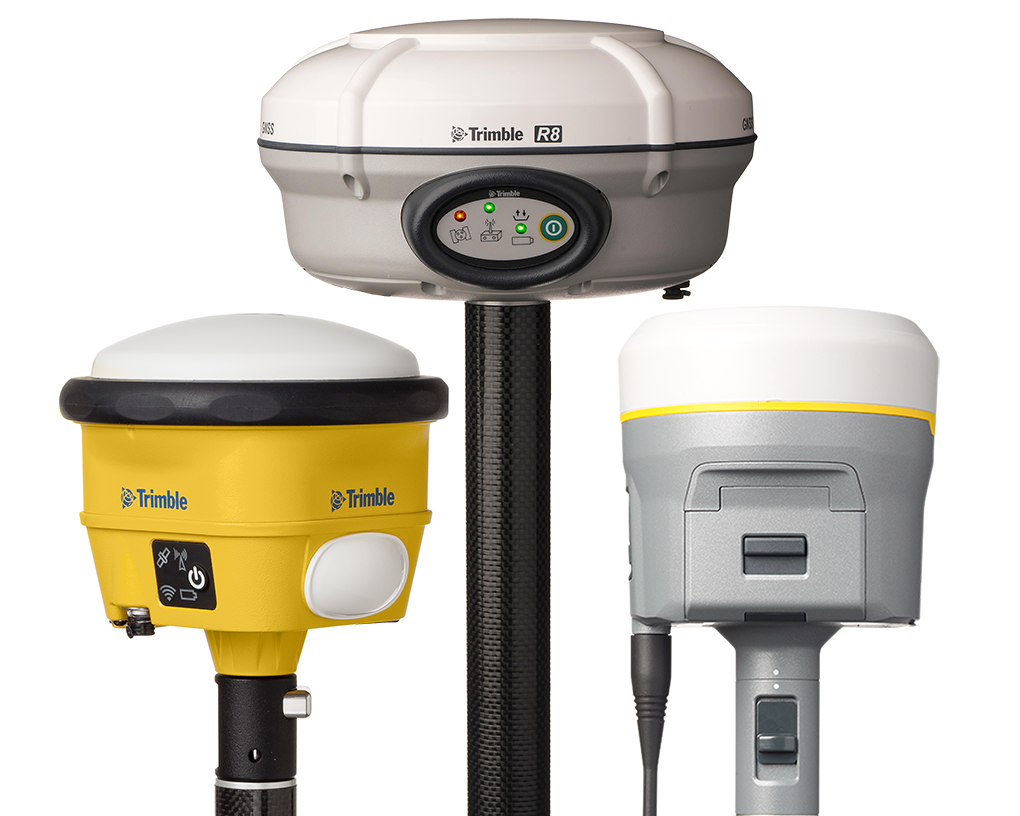 Used Trimble GPS & GNSS Systems
