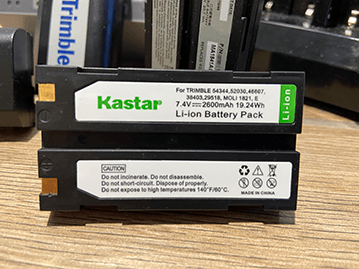 Kaster Li-ion Battery for Trimble GPS