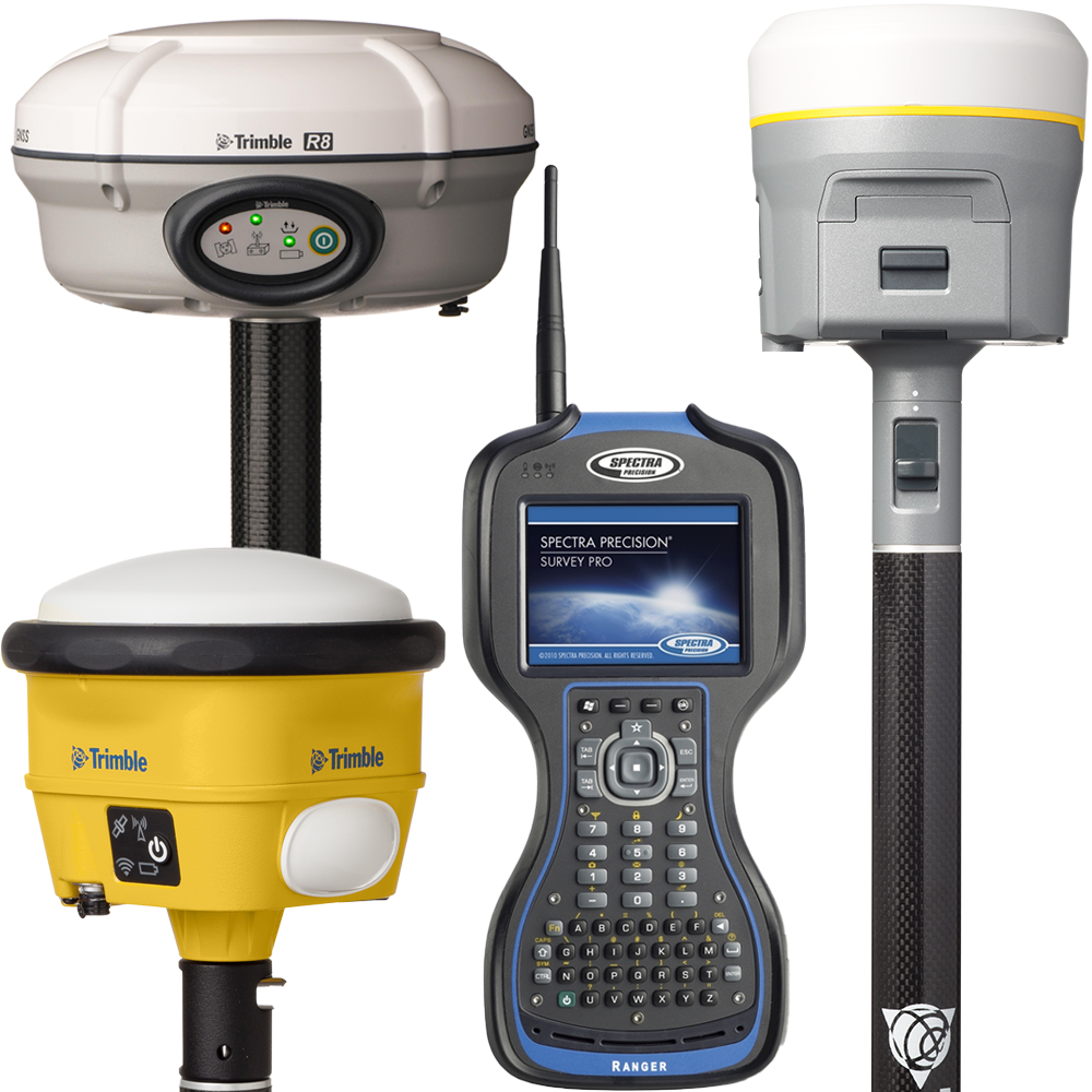 We buy used Trimble Survey and Construction Equipment