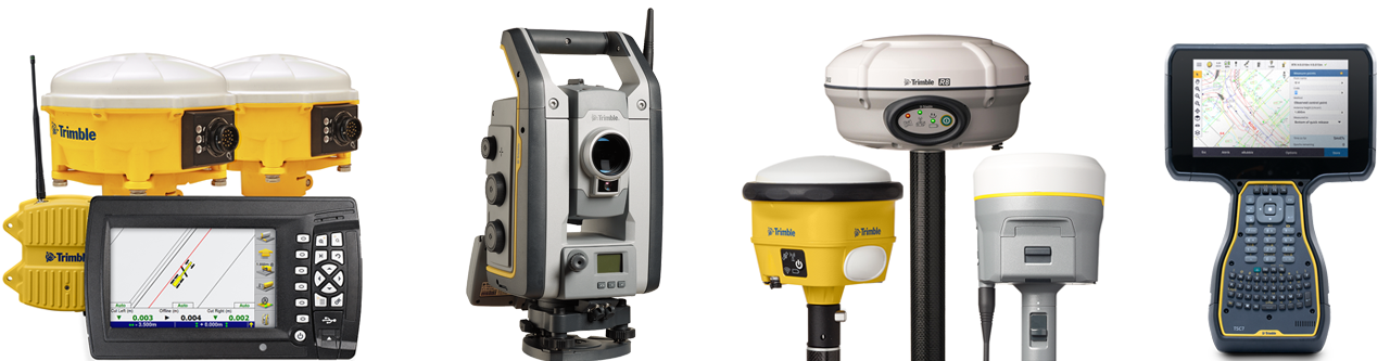 Positioning Solutions - Pre-owned Trimble Products
