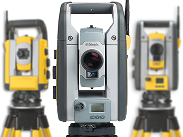 Trimble SPS Robotic Total Stations