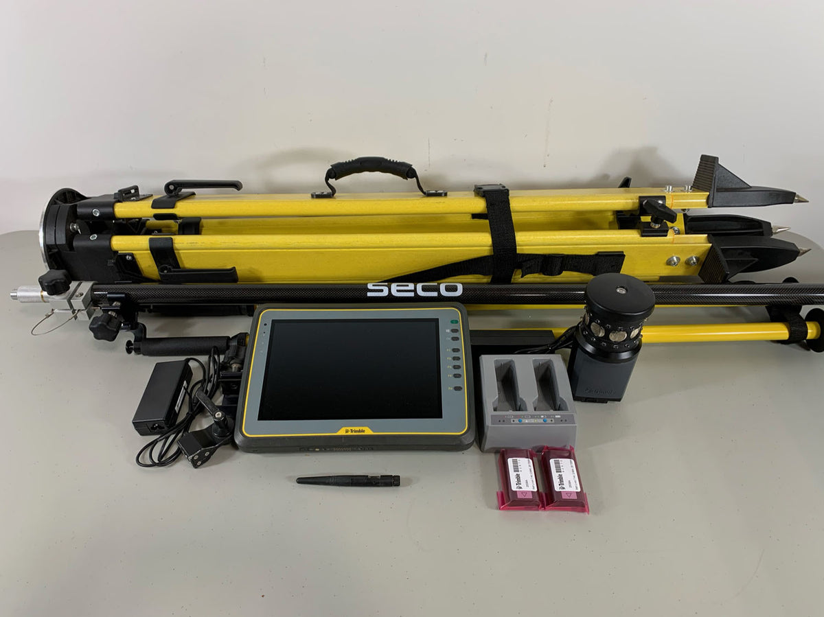 Robotic Package for RTS Series Total Stations - Kenai with Field Link