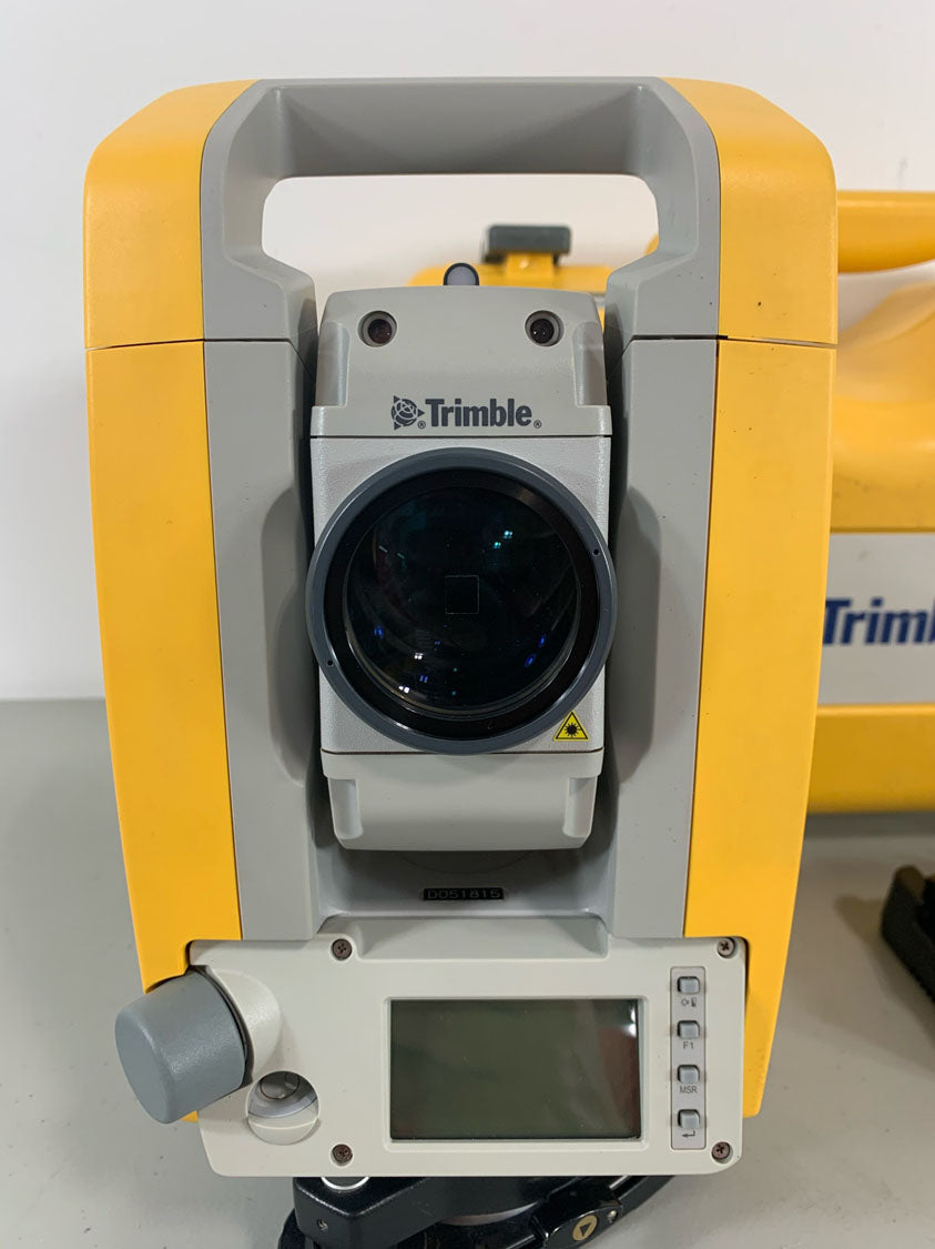 "Trimble M3 Total Station, Reflectorless with Onboard Access (5""), Used 