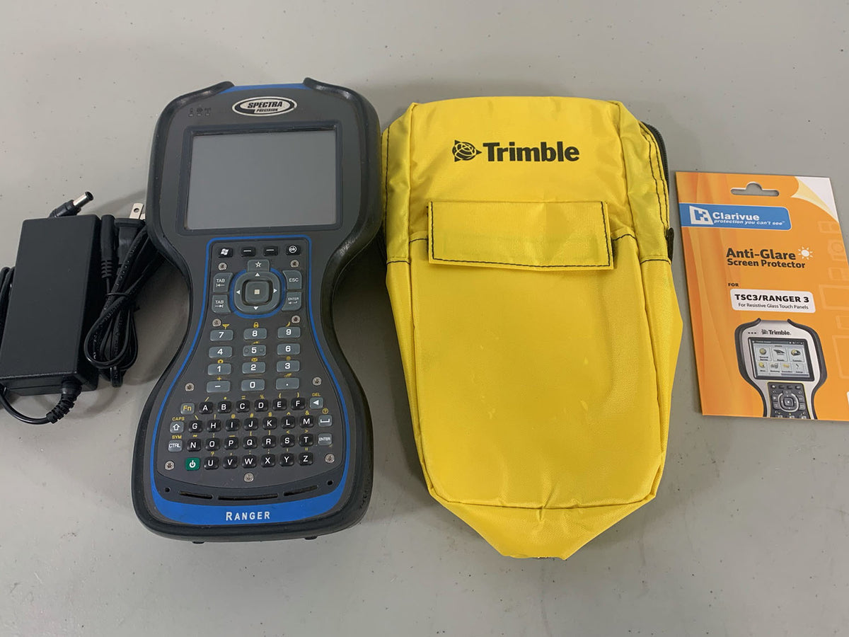 Spectra TSC3 RANGER 3 with Survey Pro Software  | 1807