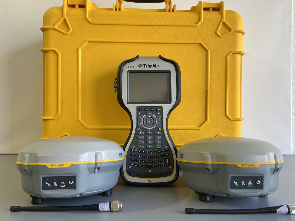 Trimble R8s Base & Rover System for GNSS Survey GPS -60 | 1605