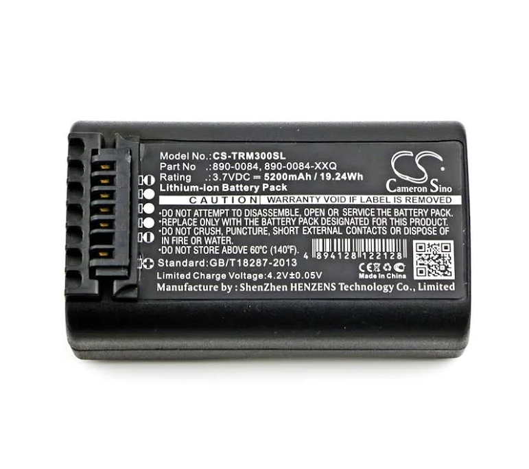 Battery for Nikon DTM Total Stations Li-Ion | 890-0084 Compatible