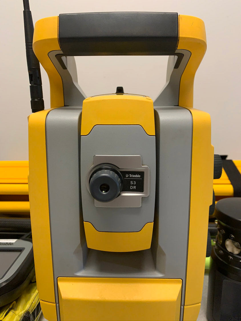 Trimble S3 Robotic Total Station PKG with TSC3, Active Tracking, MT1000 | 1346