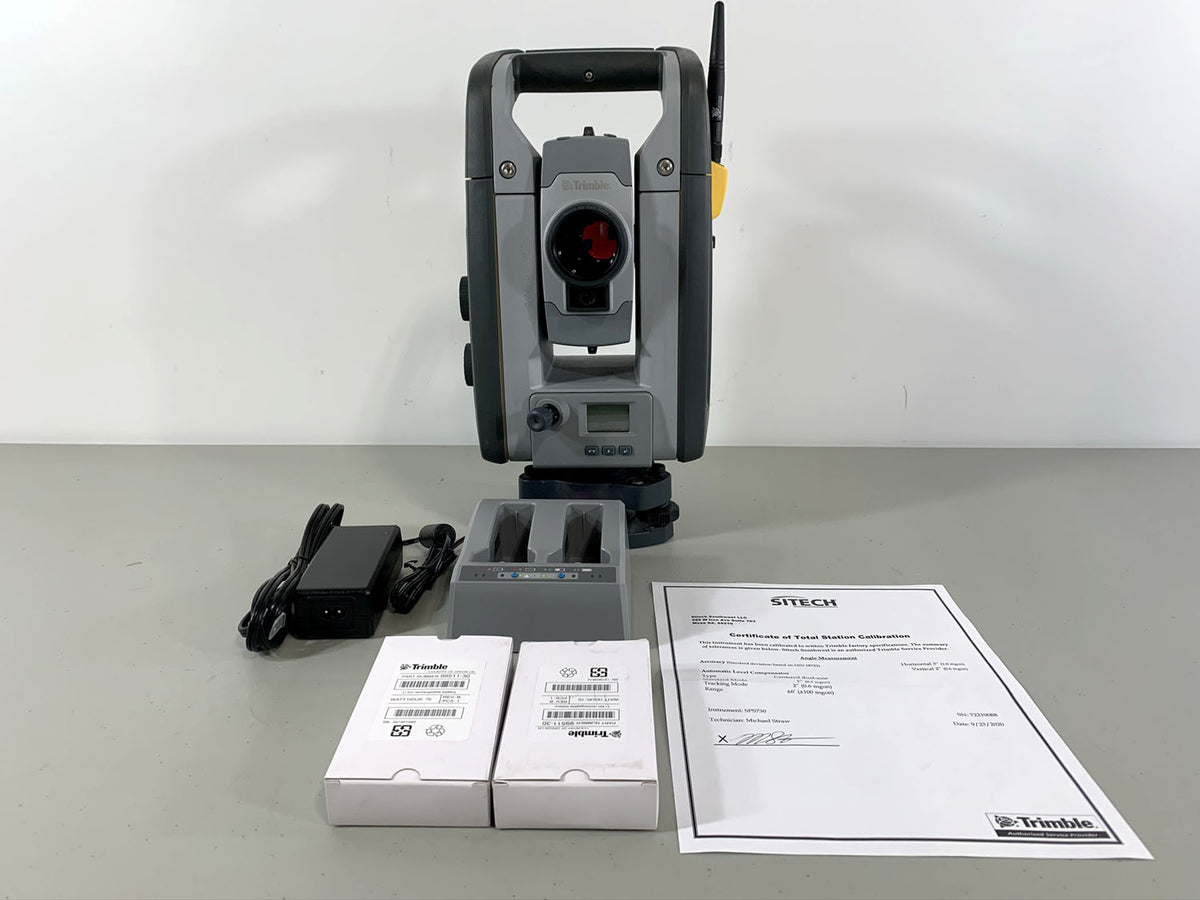 Trimble SPS730 Robotic Total Station Survey & Machine Control | 1374