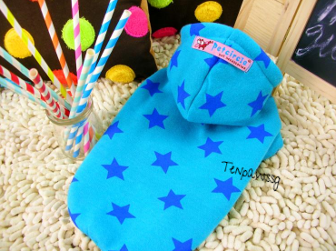 Pawpaw Super Star Hoodie (Available in Hot Pink, Sky Blue & Yellow)