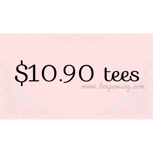 *SPECIAL* $6.50 Tee-shirts