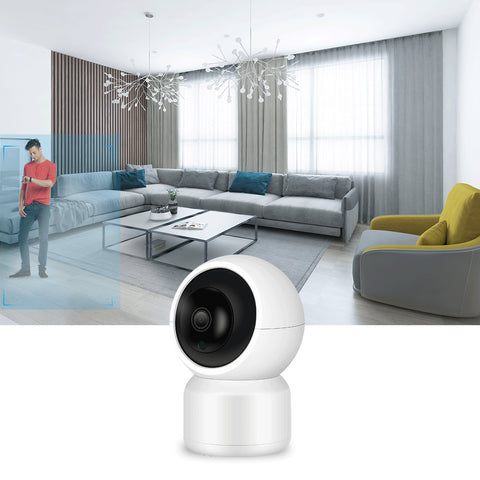 Wireless Wifi Video Baby Monitor with Camera & App 2 Way Audio Talk Night Vision Surveillance Security Camera
