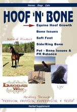 Load image into Gallery viewer, HOOF 'N' BONE