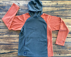 The Dual Color 'CAMP' Hoodie - MENS