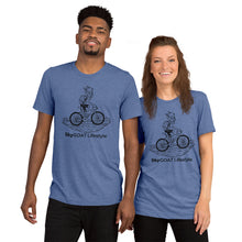 Load image into Gallery viewer, T-Shirt Tri-Blend BIKE