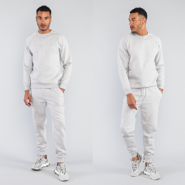 Essential Tracksuit Grey
