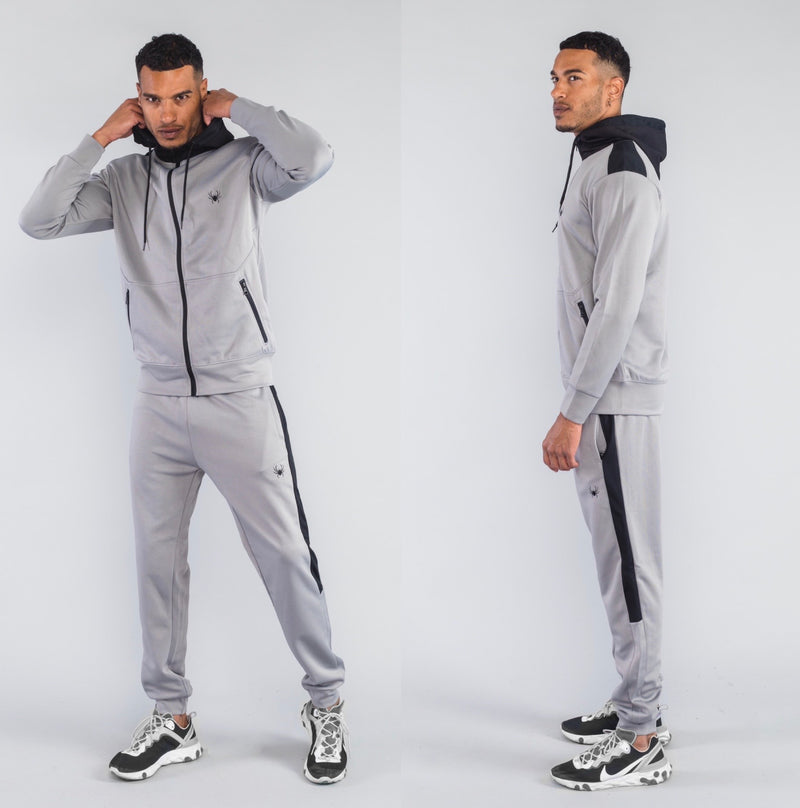 Icon Tracksuit Grey