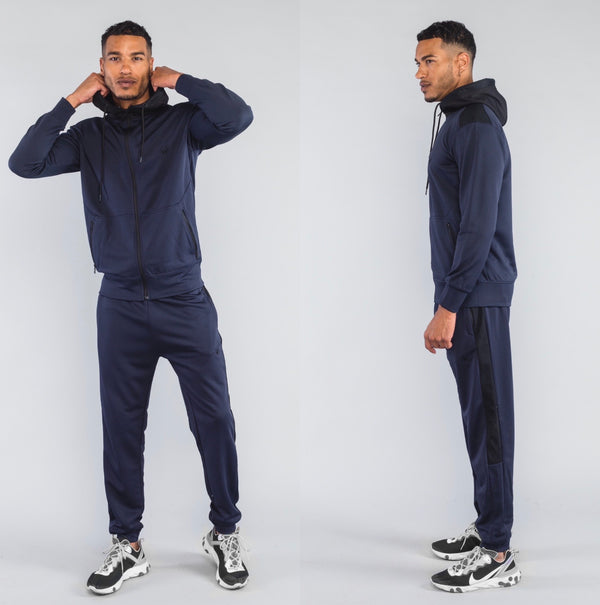 Icon Tracksuit Navy