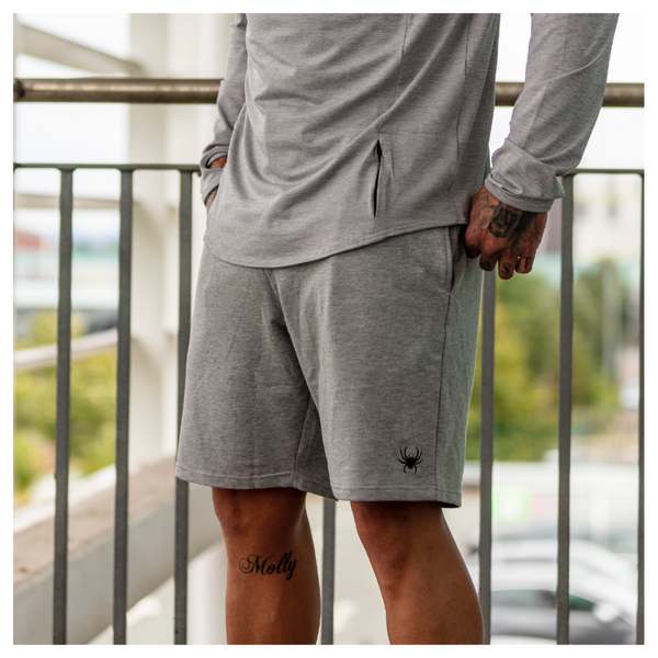 Performance Shorts Grey