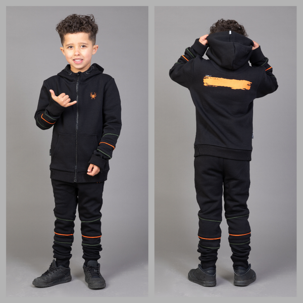 Kids spine tracksuit